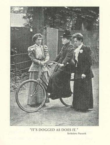 Frances Willard  by Les Dérailleuses / Women In Gear.
