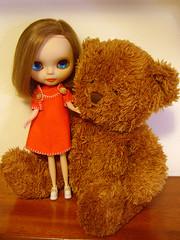 Este é o Teddy da mamy