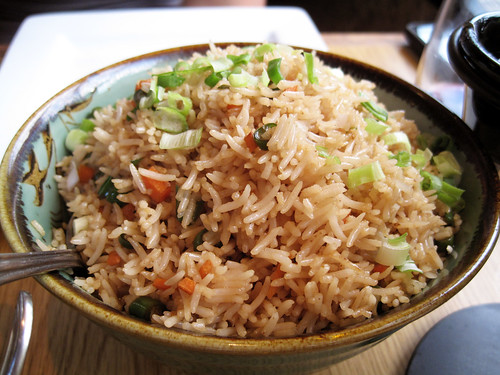 veg fried rice @ chinese mirch