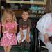 "Esther ""Blackie"" Myers Gershon & Grandkids"
