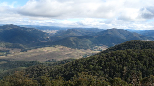 View from Carsons Pioneer lookout