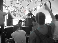 Just Fannin It (Use Your Head) Tags: festival neon rage latenight brownie simonposford dancetent shpongle mudfest discobiscuits coolkids campbisco bluetech marcbrownstein useyourhead mariaville drfameus summer2009 lostinsound campbisco8 campbisco2009