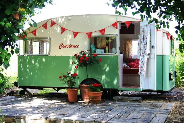 Constance 1956 Vintage Caravan