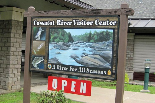 Cossatot River Visitor Center