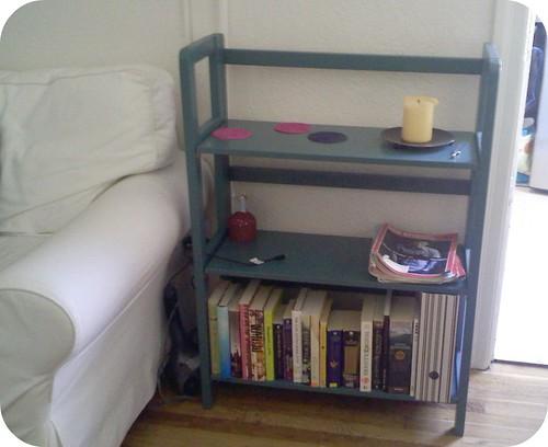 New bookshelf!