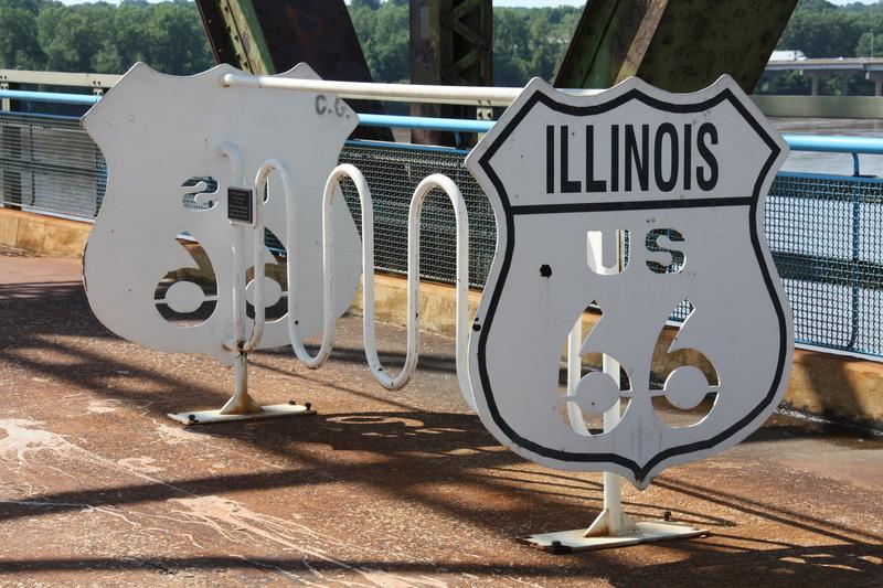 State Line Bike Rack