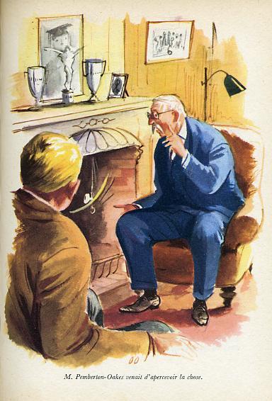 Bennett et Mortimer by, Anthony BUCKERIDGE -image