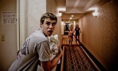 "Day 23/365 ""Hotel Thief"" (JustinPoliachik"