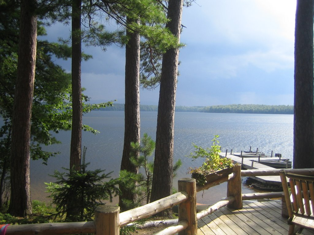 Big Wolf Lake, August 23, 2006