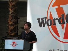 WCC: 詹老师