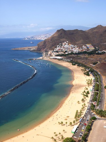 Playa Las Teresitas - Tenerifes Best Beach