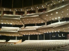 Roy Thomson Hall seating