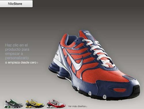 Ropa de deporte personalizada Nike