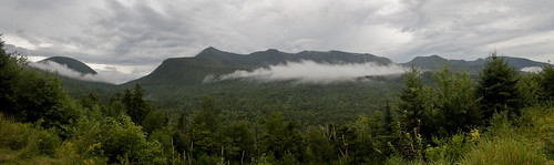 kancamagus highway, after the storm