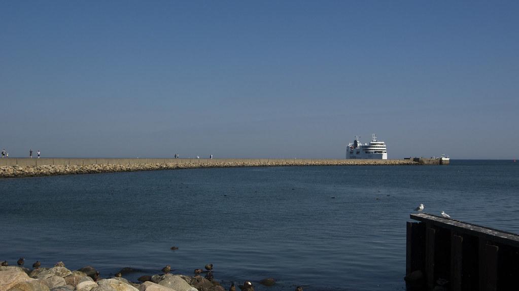 Puttgarden ferries