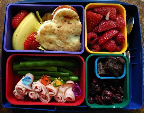 Kindergarten Bento #236: September 16, 2009