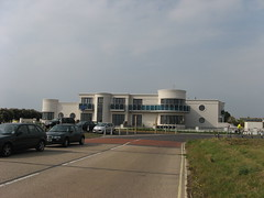 New 1930s building at Ferring