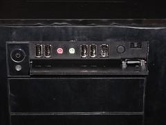 [Corsar 800d] フロントI/Oパネル