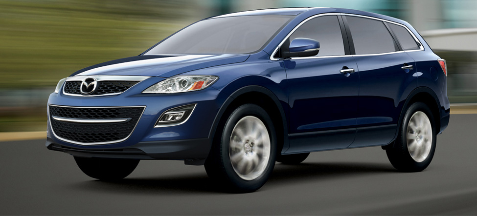 Mazda CX-9 photos, images