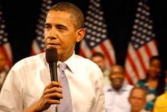 President Obama at the Organizing for America Health Insurance Reform Forum 8/19/2009 (Barack Obama) Tags: serious president rally crowd group gesturing healthcare 2009 obama speaking potus reform barackobama barack ofa healthcarereform flikrbo