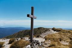 Mt Hector Cross