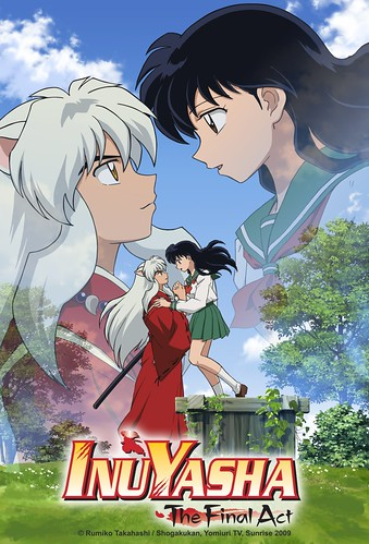 InuYasha – The Final Act unleashed same week as Japan across Asia on Animax!