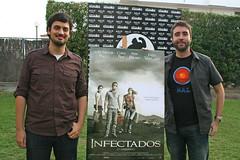 Cartell d'Infectados i els directors