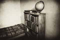 Old Globes And Books (Gary Denness) Tags: delete10 delete9 delete5 delete2 delete6 delete7 save3 delete8 delete3 delete delete4 save save2 save4 save5 leontrotsky trotskymuseum levdavidovichbronstein deletedbydeletemeuncensored 45avenidaviena
