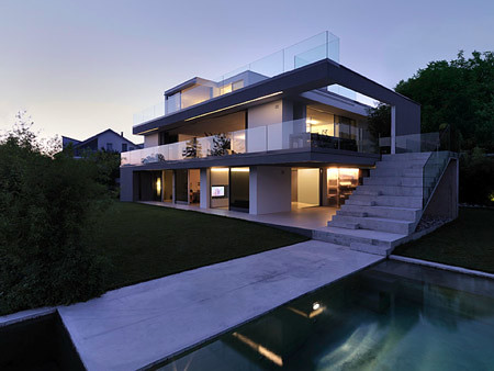 Contemporary House, Architectur, Holiday Home, Interior design, Luxury home design, House Design