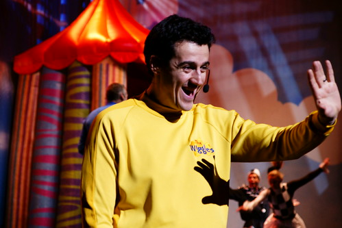"""The Wiggles Go Bananas"" at the WFCU Centre"