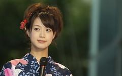 Masako Yagi / Roppongi Bon-Odori / 2009.08.22 #01