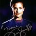 Terry Farrell Autograph