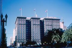 San Francisco - St. Francis Hotel