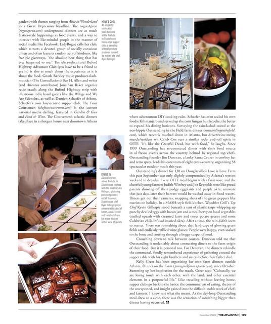 rogueApron in Atlantan Magazine