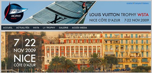 Louis Vuitton Trophy Nice web site