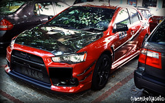 Lancer Evolution X GSR SST (EriPhotography) Tags: camera slr film singapore evolution x lancer sst mitsubishi eriphotography