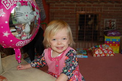 Happy Birthday Eleanor Ruth 2 today (sparklingbizzy) Tags: eleanor 2ndbirthday year4