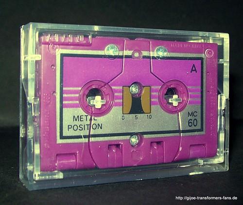 Ratbat Transformers Generation 1 Encore no3 17 Cassette's Big Mission Volume 2 set 003