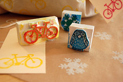 Hand-Carved Stamps with Elinor Nissley
