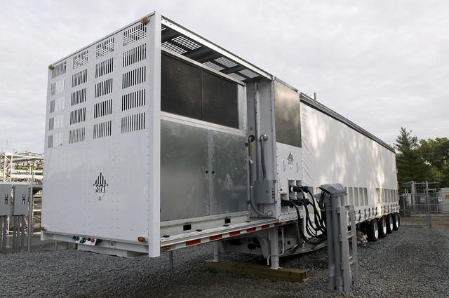 500 kW Akkupack
