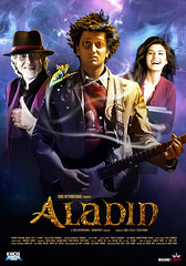 [Poster for Aladin]