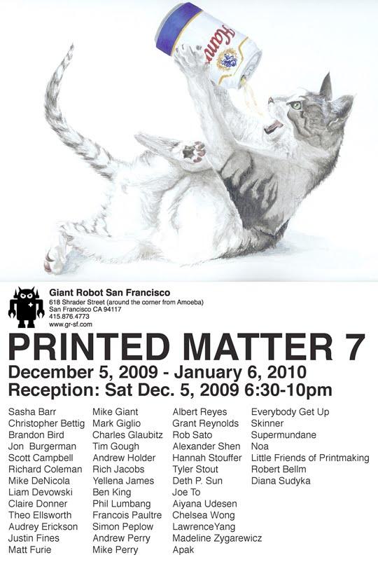 PrintedMatterVII