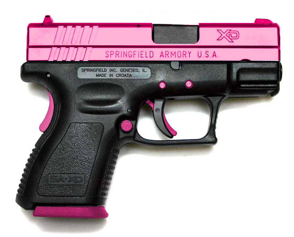 need pink gun