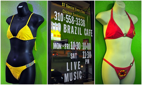 RIO BRAZIL CAFE COLLAGE