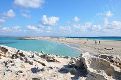 Formentera (ariannacascinelli) Tags: world sea beach water wonderful island spain mare acqua formentera spiaggia paradiso spagna isola naturalmente baleari