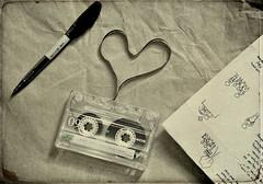 L I H A M (maraculio) Tags: papel hale cassettetape loveletter artphotography groupexhibit celebrationchurch liham maraculio jlyexhibit voicetape botepapelatpayong