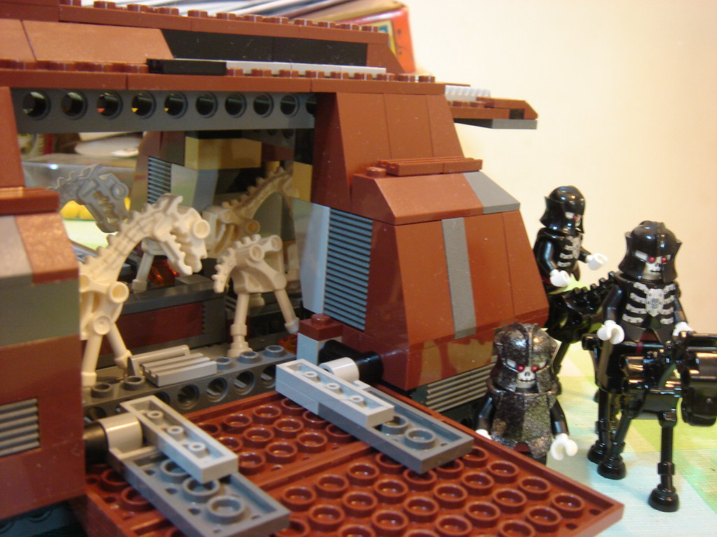 The World's most recently posted photos of 7662 and lego