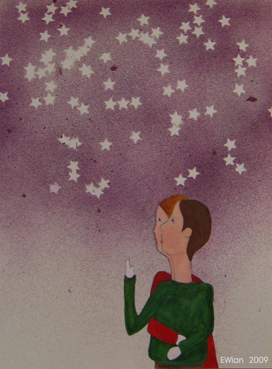 Star gazing - EWian