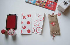 stamping and punching (mayalu) Tags: holiday recycled cardholders simplegifts tptube