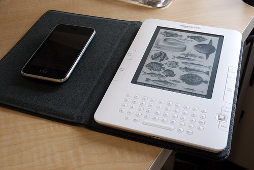 Kindle + iPhone